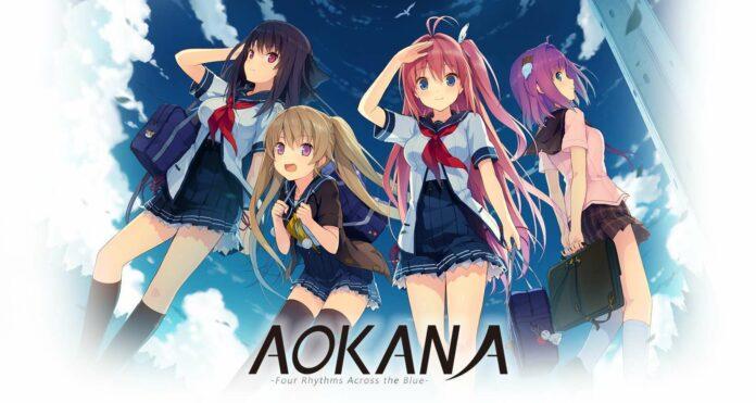 aokana bahasa inggris