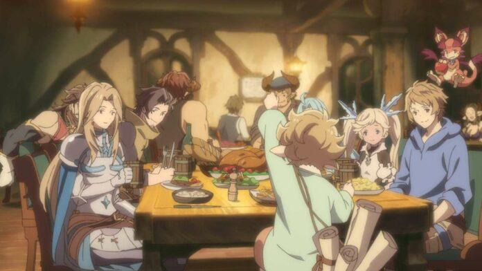 anime granblue fantasy season 2