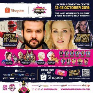 Indonesia Comic Con 2019