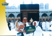 Lord Goes Umroh