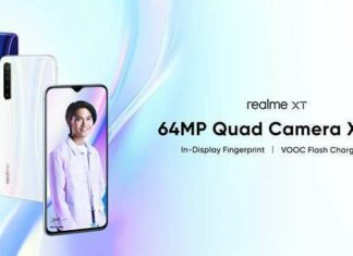 64MP Quad Camera Xpert - realme XT