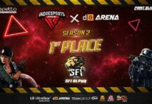INDOESPORTS LEAGUE Point Blank X LG UltraGear Gaming