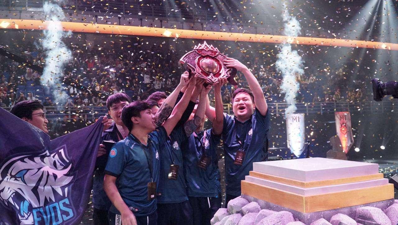 M1 World Championship: EVOS Esports adalah Tim Mobile Legends Terbaik di Dunia Tahun 2019! - KAORI Nusantara