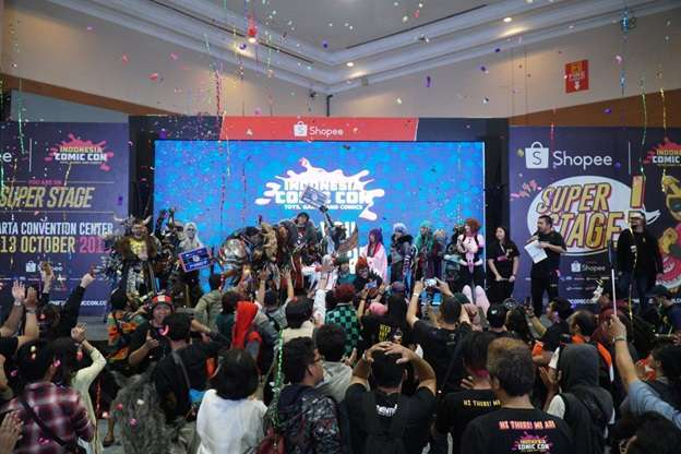 indonesia comic con