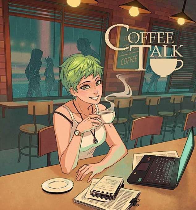 gim coffee talk