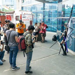 Cosplay CSF 2019 Jakarta