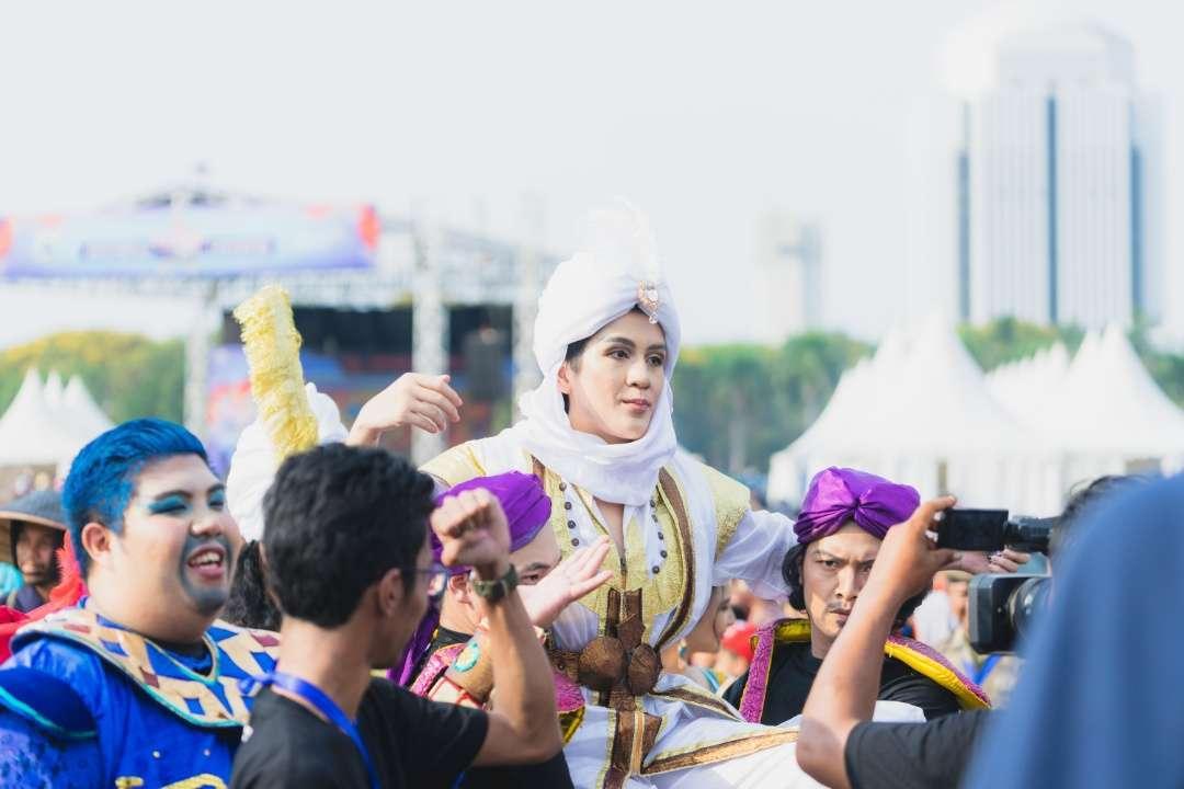 Jakarta Cosplay Parade 2019