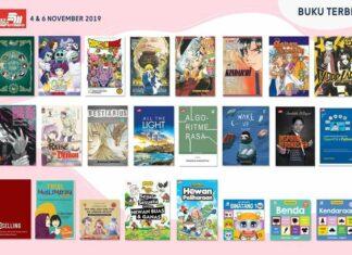 Jadwal Terbit Komik Tanggal 6 November 2019