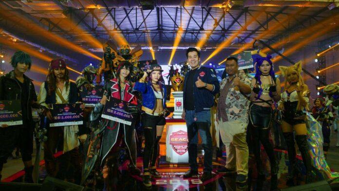SEACA Cosplay Showcase 2019
