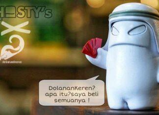 sultan ghosty's comic