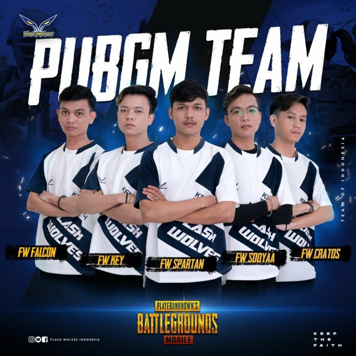 flash wolves indonesia