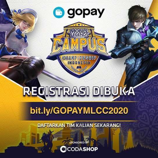 GoPay Mobile Legends: Bang Bang Campus Championship