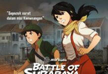 battle of surabaya tayang di maxstream