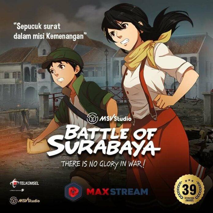 battle of surabaya tayang di maxstream