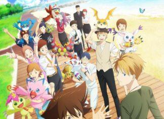 Digimon Adventure: Last Evolution Kizuna.