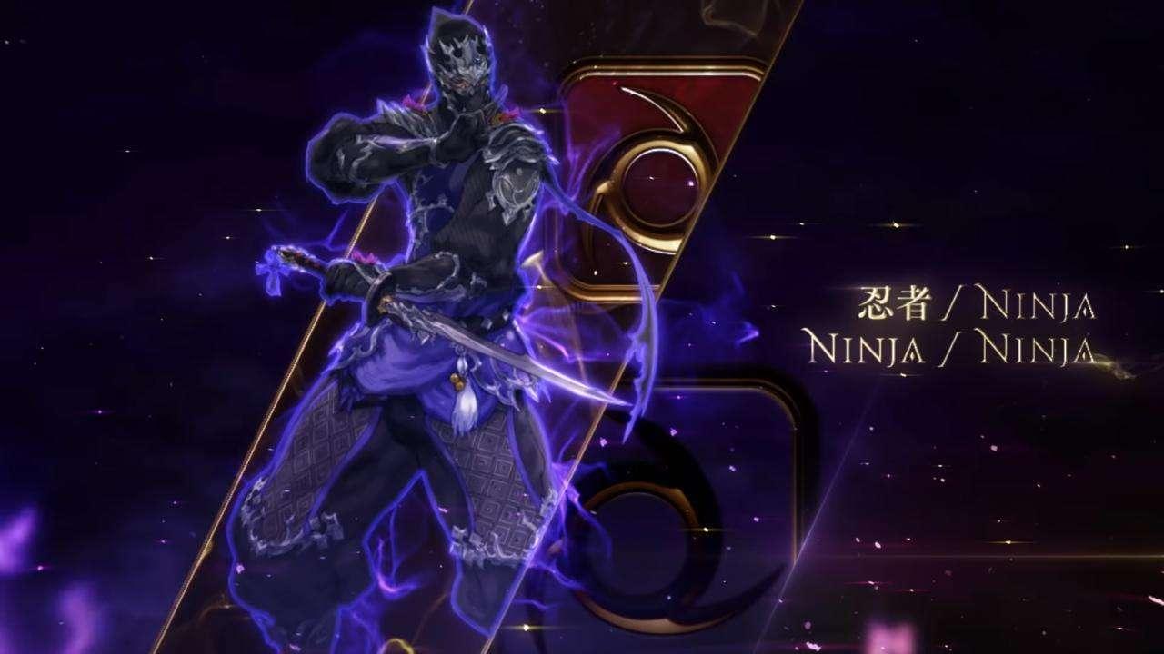 Final Fantasy XIV - Job Ninja,