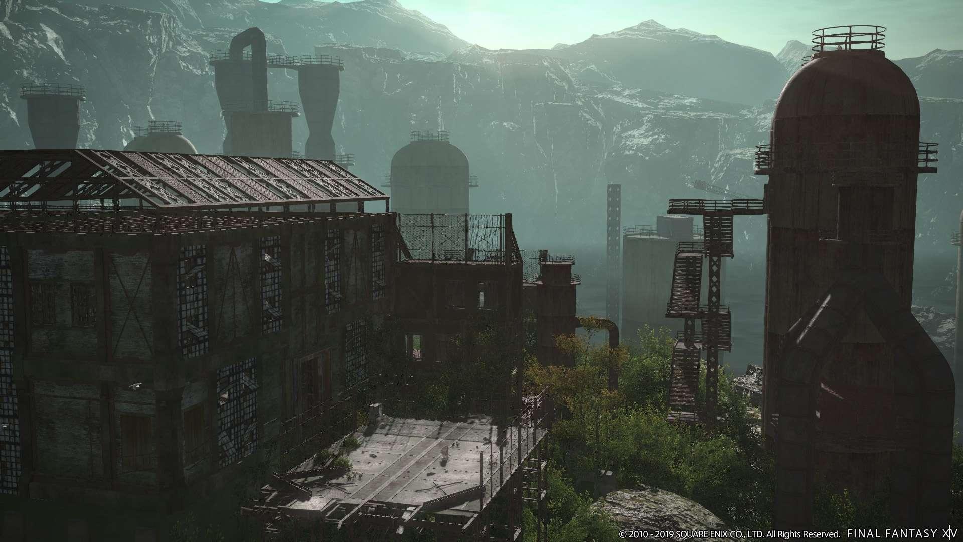 Final Fantasy XIV - The Copied Factory