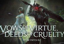 Final Fantasy XIV's 5.1 update - Vows of Virtue, Deeds of Cruelty