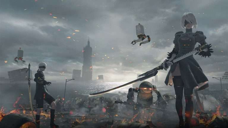 Final Fantasy XIV - NieR;Automata