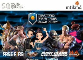 indonesia electronic game show 2020