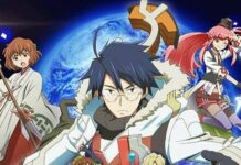 anime log horizon season 3