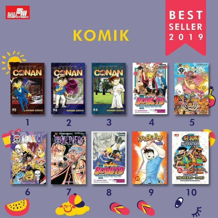 best seller elex media 2019