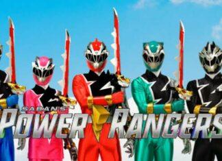 power rangers ryousoulger