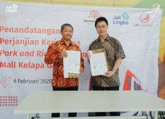 LRT Jakarta Summarecon