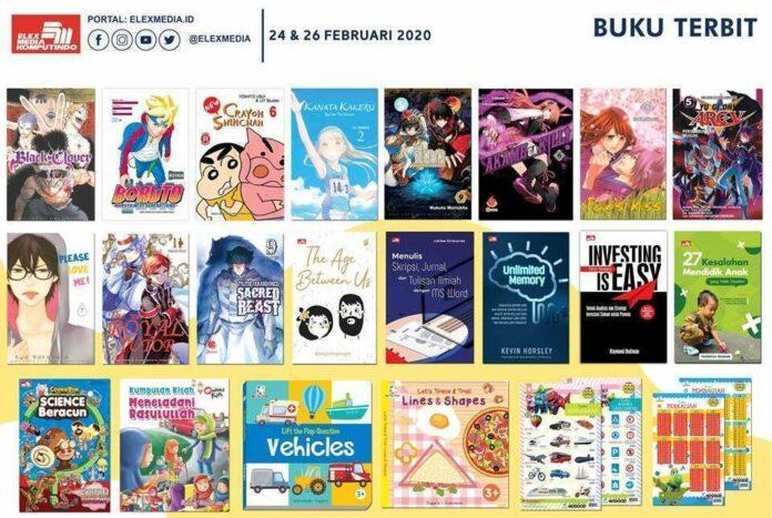 Jadwal Terbit Komik Tanggal 26 Februari 2020