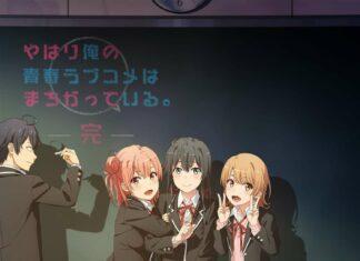 oregairu season 3