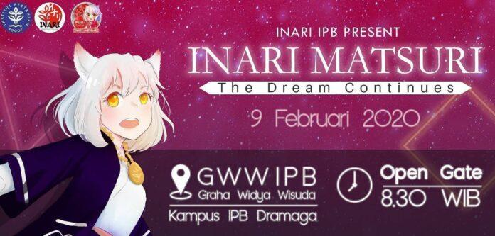 Inari Matsuri 2020 IPB