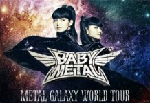 METAL GALAXY WORLD TOUR IN ASIA