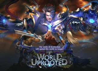 shadowverse world uprooted