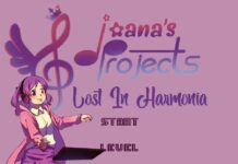 Joana's Projects: Lost in Harmonia