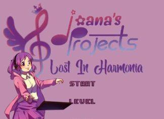 Joana's Projects: Lost in Harmonia