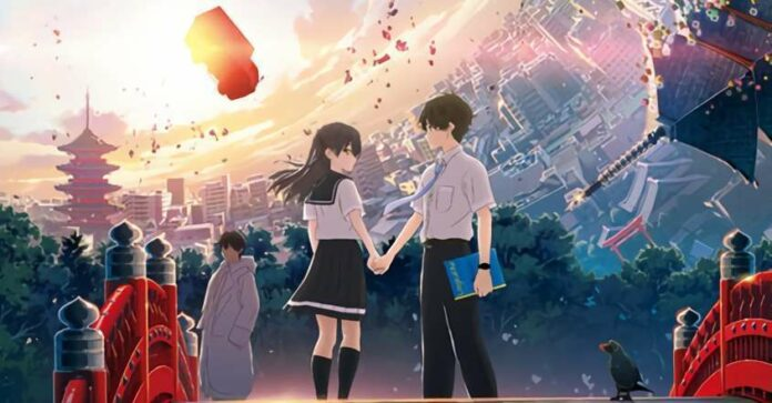 film anime hello world indonesia