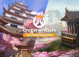 Overwatch Map Design Contest