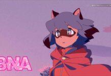 anime brand new animal bna