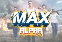 MAX Alpha Series Free Fire Battlegrounds