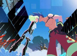 anime promare studio trigger
