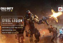 steel legion