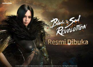 Blade&Soul Revolution