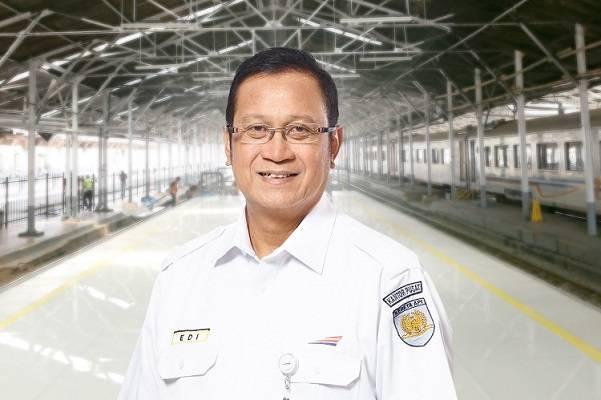 edi sukmoro pt kereta api indonesia
