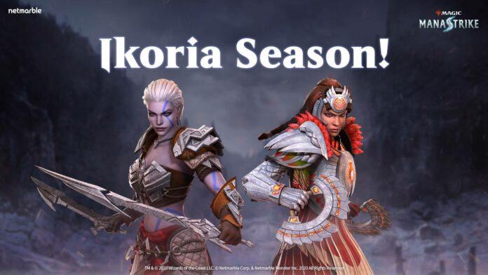 ikoria season ii