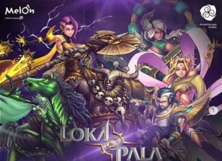Lokapala: Saga of the Six Realms