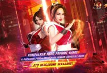 The King of Fighters AllStar Pertarungan Sengit