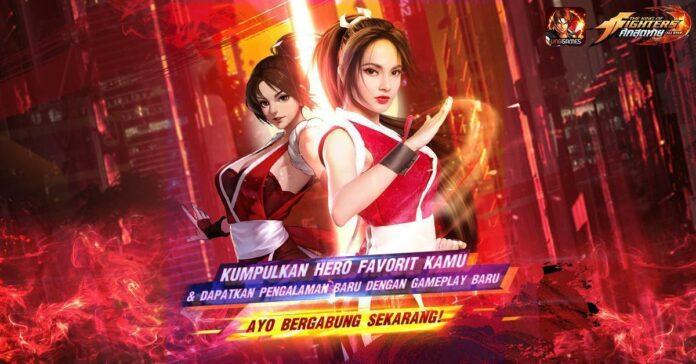 The King of Fighters AllStar Pertarungan Sengit