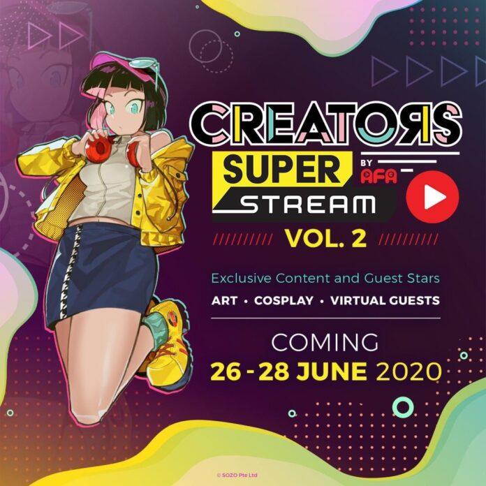 Creators Super Stream