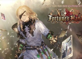 shadowverse fortune's hands