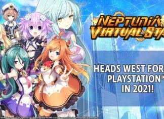 neptunia virtual stars